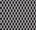 Expanded Steel Grille Mesh White Powder Coated 1220mm x 914mm x 1mm